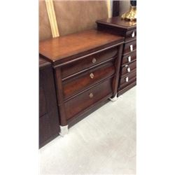 Century 3 Drawer Entry Chest / Server