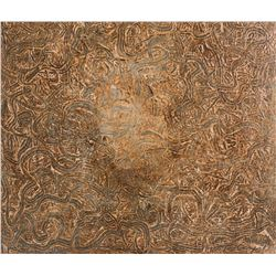 Mark Tobey 1890-1976 American Mixed Media Abstract