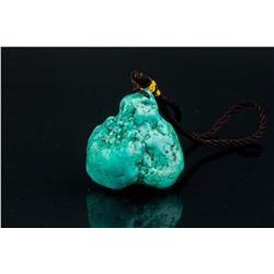 Chinese Turquoise Toggle