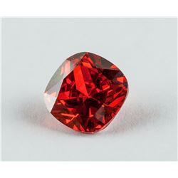 Cushion Cut 12.515 ct Ruby 12.04 mm x 12.04 mm