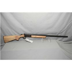 "Cooey Model 840 .12 Ga 2 3/4 & 3"" Full Choke Single Shot Bolt Action Shotgun w/ 30"" bbl [ patchy blu"