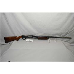 "Remington Model 870 Wingmaster .12 Ga 2 3/4"" Pump Action Shotgun w/ 30"" full choke [ blued finish st"