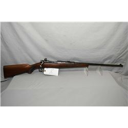"Winchester Model 54 .30 Gov't 06 Cal Bolt Action Rifle w/ 24"" bbl [ blued finish starting to fade, b"