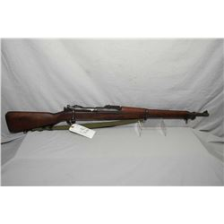 "U.S. Remington Model 1903 .30 - 06 Cal ? Bolt Action Full Wood Military Rifle w/ 24"" bbl [ green tin"