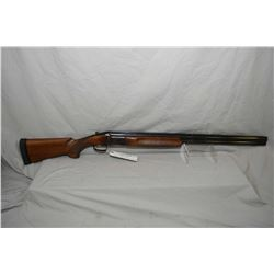 "Browning Model GTI .12 Ga 2 3/4"" Over & Under Shotgun w/ 30"" vent rib bbls [ blued finish, starting"