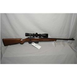 "Norinco Model JW - 105 5.56 x 45 Cal Mag Fed Bolt Action Rifle w/ 22"" bbl [ blued finish, missing pa"