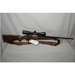 "Winchester Model 70 Featherweight .243 Win Cal Bolt Action Rifle w/ 22"" bbl [ blued finish, no sight"