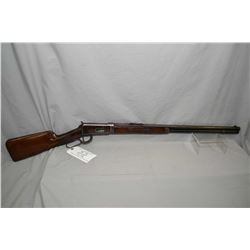 "Winchester Model 1894 .32 Win Spec Cal Lever Action Rifle w/ 26"" octagon bbl that is worn round on t"