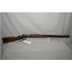 "Winchester Model 1894 .30 WCF Cal Lever Action Rifle w/ 26"" octagon barrel full mag [ fading blue fi"
