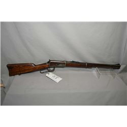 "Winchester Model 1894 .30 WCF Cal Lever Action Saddle Ring Carbine w/ 20"" bbl [ Winchester 94 barrel"
