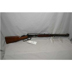 "Winchester Model 94 .30 WCF Lever Action Rifle w/ 20"" bbl [ blued finish fading in carry areas, with"