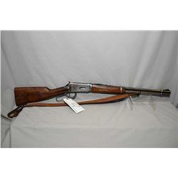 "Winchester Model 94 .30 - 30 Win Cal Lever Action Rifle w/ 20"" bbl [ fading blue finish, more in car"