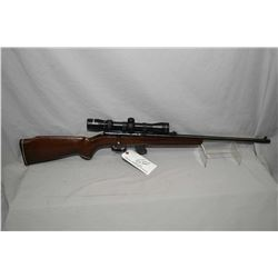 "Remington ( Brazil ) Model 525 .22 LR Cal Mag Fed Bolt Action Rifle w/ 21"" bbl [ blued finish, start"
