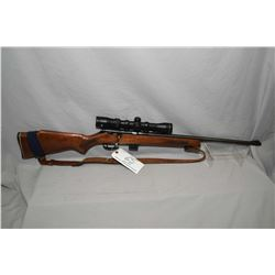 "Marlin Model 782 .22 Win Mag Cal Mag Fed Bolt Action Rifle w/ 22"" bbl [ blued finish starting to fad"