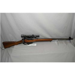 Lee Enfield ( By Savage) No. 4 Mark 1* .303 Brit Cal Mag Fed Bolt Action Sporterized Rifle w/ 25 1/4