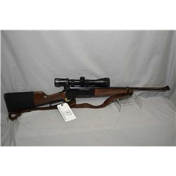 "Browning Model BLR Lt - Wt 81 .243 Win Cal Mag Fed Lever Action Rifle w/ 20"" bbl [ blued finish, bar"