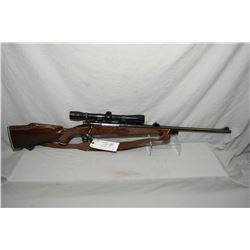 "Winchester Model 70 .30 - 06 Sprg Cal Bolt Action Rifle w/ 22"" bbl [ blued finish, barrel sights, al"