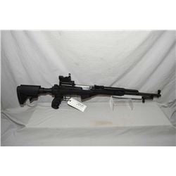 "Norinco Model SKS 7.62 x 39 Cal Semi Automatic Rifle w/ 20"" bbl [ blued finish, barrel sights, w/ Re"