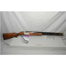 "Ruger Model Red Label .12 Ga 3"" Break Action Over & Under Shotgun w/ 28"" vent rib bbls with four scr"