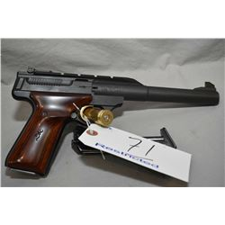 Browning Model Buck Mark Hunter .22 LR Cal 10 Shot Semi Auto Pistol w/ 184 mm bull bbl [ matted blue