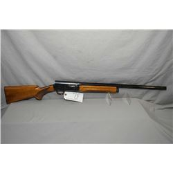 "Browning ( Belgium ) Model Auto Five Magnum Twenty .20 Ga 3"" Semi Auto Shotgun w/ 25 1/2"" bbl [ blue"