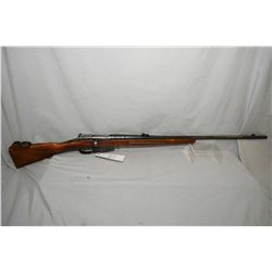 BSA ( Manufactured Bisley Match Rifle ) Built on Dutch Mannlicher Military Action Model Match Rifle