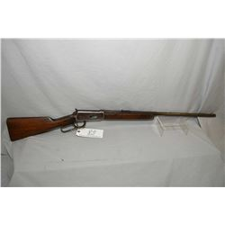 "Winchester Model 1894 .30 WCF Cal Lever Action Rifle w/ 26"" Half Octagon Half Mag w/ button mag [ Sp"