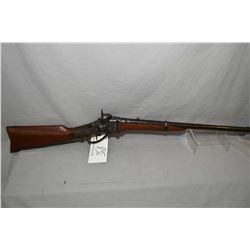 "C. Sharps Model 1868 Cartridge Carbine .50/ 70 Cal Single Shot Saddle Ring Carbine w/ 22"" bbl [ rece"