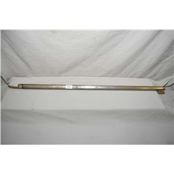 "Green River Maker New in White 34"" Oct Barrel with milled rib, .54 Cal, Twist 1 - 48 Perc. Bbl , thr"