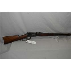 "Winchester Model 1894 .30 WCF Cal Lever Action Saddle Ring Carbine w/ 20"" bbl [ blued finish startin"