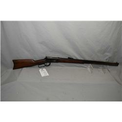 "Winchester Model 1894 .32 Win Special Cal Lever Action Rifle w/ 26"" round barrel full mag [ fading b"