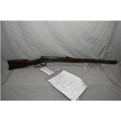 "Winchester Model 1894 Take Down .32 Win Spec Cal Lever Action Rifle w/ 26"" octagon barrel full mag ["