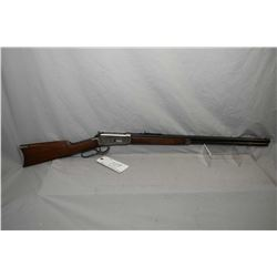 "Winchester Model 1894 .30 WCF Cal Lever Action Rifle w/ 26"" octagon barrel full mag [ blued finish s"