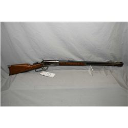 "Winchester Model 1894 Take Down .30 WCF Cal Lever Action Rifle w/ 26"" octagon barrel full mag [ blue"