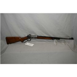 "Winchester Model 64 .30 WCF Cal Lever Action Rifle w/ 24"" round barrel 2/3 Mag [ blued finish, fadin"