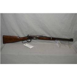 "Winchester Model 94 Pre 64 Flat Band .30 WCF Cal Lever Action Carbine w/ 20"" round barrel, full mag"