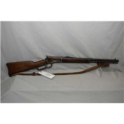 "Winchester Model 1892 .44 - 40 Cal Lever Action Carbine w/ Numrich Arm bbl 20 "" Made in West Hurley,"