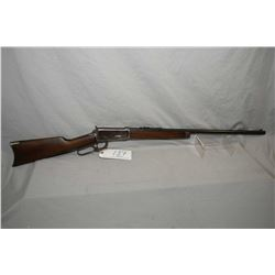 "Winchester Model 94 .32 Win Spec Cal Lever Action Rifle w/ 26"" round barrel [ fading blue finish, mo"
