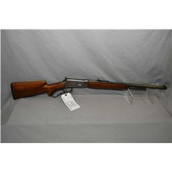 "Winchester Model 1894 .25 - 35 WCF Cal Lever Action Rifle w/ barrel shortened to 21 1/2"" [ blued fin"