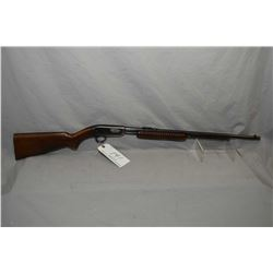"Winchester Model 61 .22 LR Cal Tube Fed Pump Action Rifle w/ 24"" round barrel [ blued finish startin"