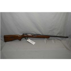 "Winchester Model 74 .22 LR Cal Tube Fed Semi Auto Rifle w/ 22"" round barrel [ blued finish starting"