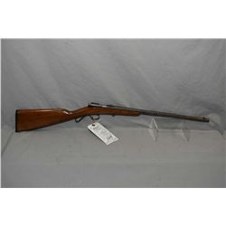 "Winchester Model 02 .22 Extra Long Cal Single Shot Bolt Action Rifle w/ 18"" round barrel [ traces of"