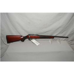 "CZ Model 455 Canadian Exclus .22 LR Cal Mag Fed Bolt Action w/ 20 3/4"" bbl [ appears as new in orig"