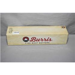 Burris Fullfield II 3 - 9 x 40 Ballistic Plex Scope [ appears unopened in orig sealed box ]