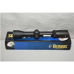 Burris Fullfield II 2 - 7 x 35 Scope Ballistic Plex Never Mounted [ appear v- good in orig box ]