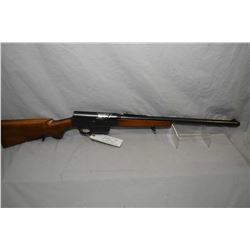 "Remington Model 81 The Woodsmaster .300 Savage Cal Semi Auto Rifle w/ 22"" bbl [ blued finish, some l"
