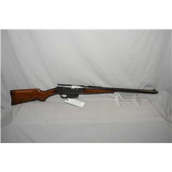 "Remington Model 8 .32 Rem Cal Semi Auto Rifle w/ 22"" bbl [ blued finish starting to fade in carry ar"