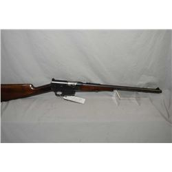 "Remington Model 8 .35 Rem Cal Semi Auto Rifle w/ 22"" barrel [ blued finish starting to fade more in"