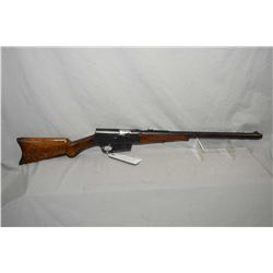 "Remington Model 8 .25 - 35 Rem Cal Semi Auto Rifle w/ 22"" barrel [ blued finish starting to fade in"