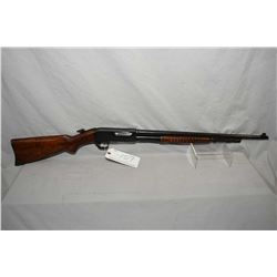 "Remington Model 14 .32 Rem Cal Tube Fed Pump Action Rifle w/ 22"" bbl [ blued finish with some scratc"